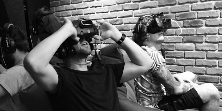 The Virtual Reality Bar