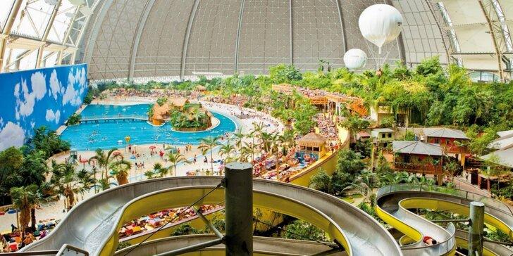 Berlín s festivalom jedla a exotický aquapark Tropical island