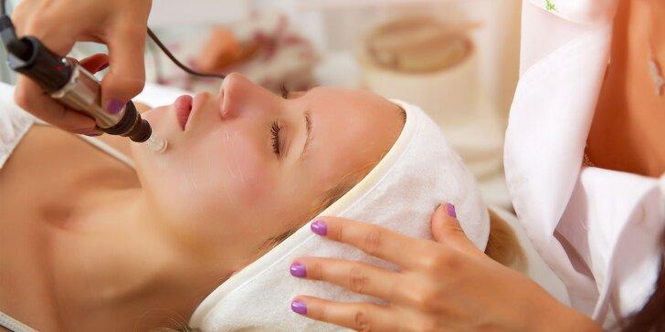 Mezoterapia vybranej oblasti tváre, vlasov alebo celej tváre