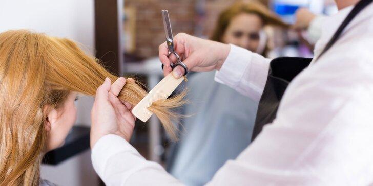 Kadernícke služby pre mužov, ženy aj deti, vrátane farbenia či vlasovej kúry