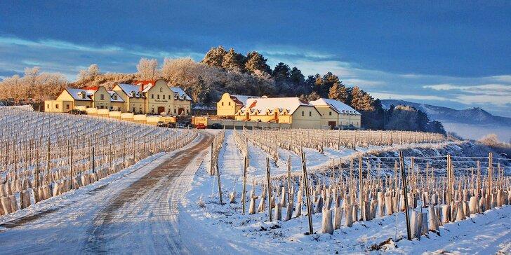 Gurmánsky pobyt s neobmedzeným wellness a degustáciou vín - Vinárstvo u Kapličky