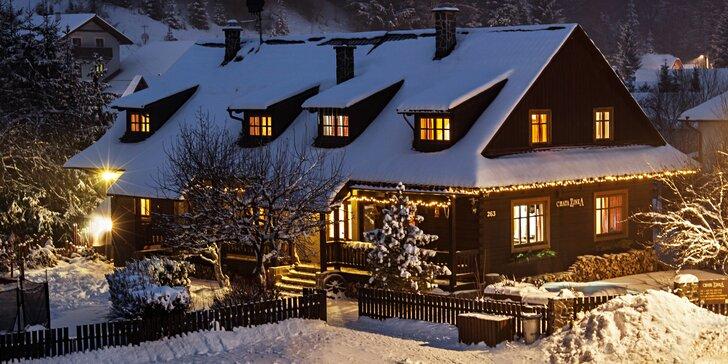 Príjemné ubytovanie a čarovný pobyt v Nízkych Tatrách s mnohými možnosťami lyžovačky