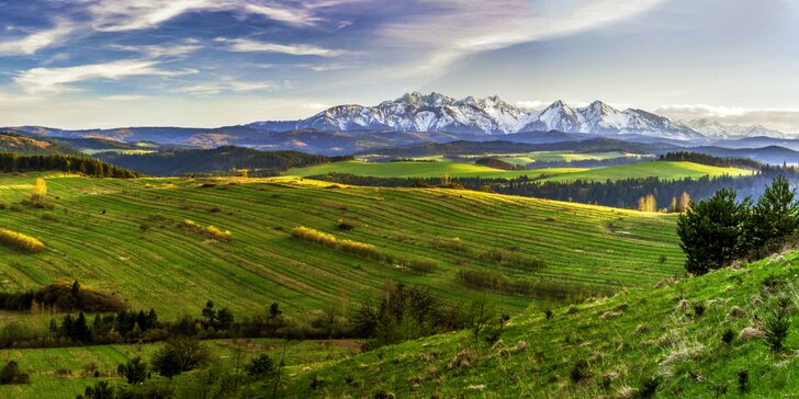 Pobyt v krásnom prostredí Belianskych Tatier v penzióne Tatrakon