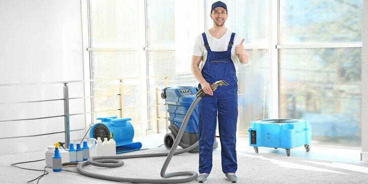 Ekologické čistenie vašej domácnosti parným čističom