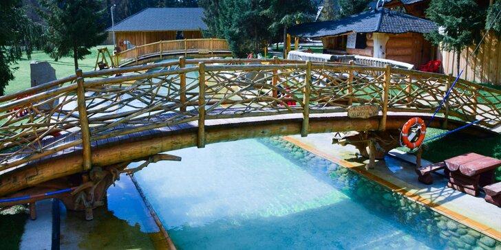Celodenný vstup na termálne kúpalisko s možnosťou vstupu do wellness