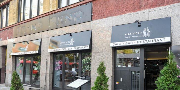 Reštaurácia Manderlák