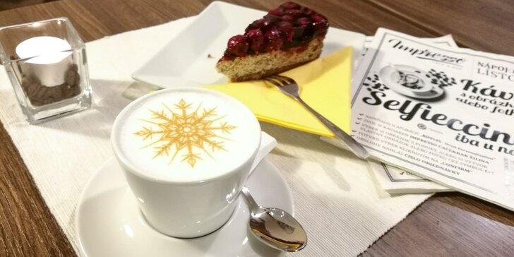 Selfieccino, svetová káva, voňavý vianočný punč alebo pečený čaj