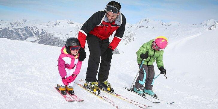 Lyžiarska škola s možnosťou zapožičania výstroja  24c81c861e5