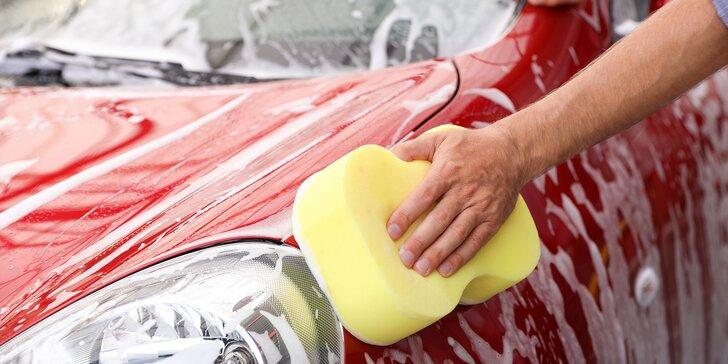 Kompletná starostlivosť o vaše auto - od umytia až po ochranný lak!