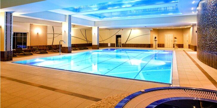 Pobyt plný aktívnej rekreácie i wellness relaxu v hoteli Mercure Dosłońce**** neďaleko Krakova