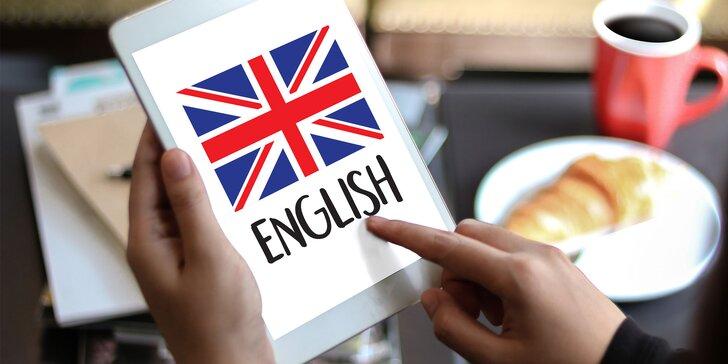 Online kurzy anglického jazyka