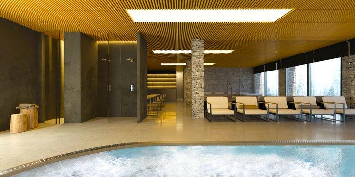 Novozrekonštruovaný Hotel Impozant**** s neobmedzeným wellness a športami vo Valčianskej doline v Malej Fatre na rok 2019