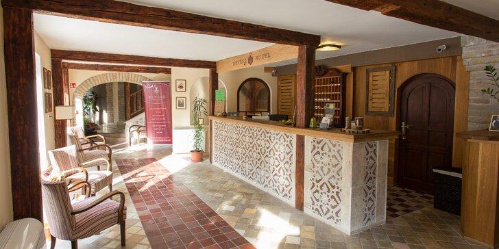 Relaxačný wellness pobyt v útulnom hoteli Révész so vstupom do kúpeľov