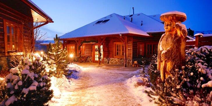 Dovolenka v Sojka Resort v krásnom prostredí Liptova s neobmedzeným wellness a aktivitami pre celú rodinu