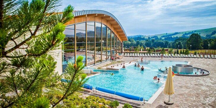 Obľúbený Hotel Bania**** Thermal & Ski s neobmedzeným vstupom do Terma Bania