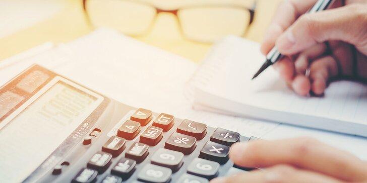 Vytvorenie daňového priznania