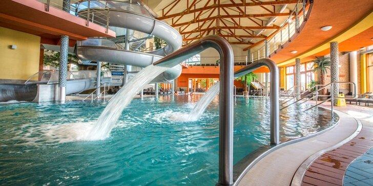 Pobyt v Hoteli Summit*** s privátnou vírivkou a zľavami do aquaparkov. Vodný Park Bešeňová len 500m od hotela!