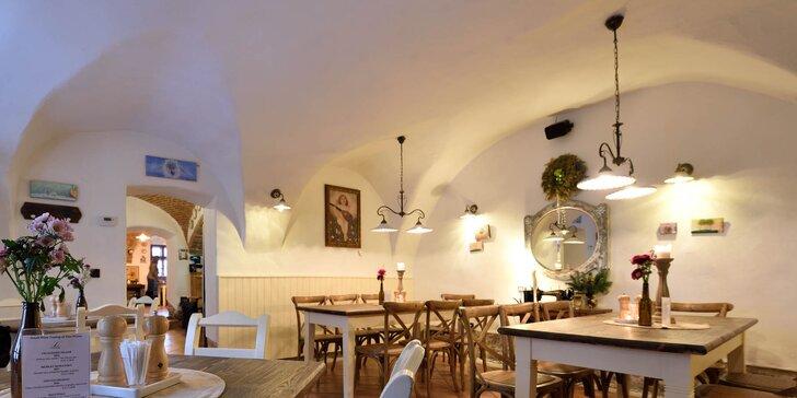 Reštaurácia Starý dom