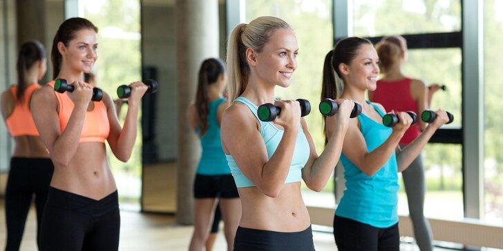 Vstupy na tréningy, cvičenia pre mamičky či s trénerkou a power fitjump