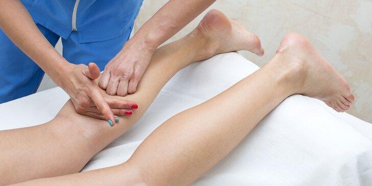 Anticelulitídna masáž alebo manuálna lymfodrenáž. Aj permanentky!