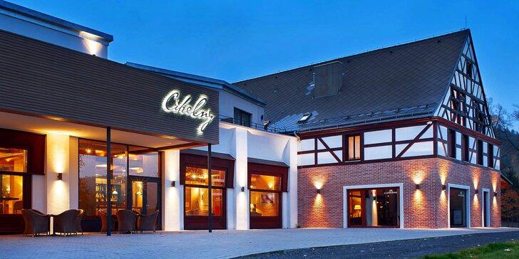 Výnimočný pobyt spájajúci oddych so zábavou! Golf & wellness balíček v 4* Golf & Spa Resort Cihelny