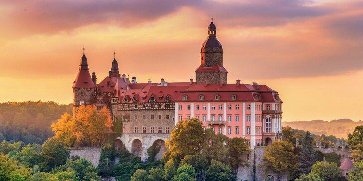 Tajné sídlo Adolfa Hitlera a poľský Versailles