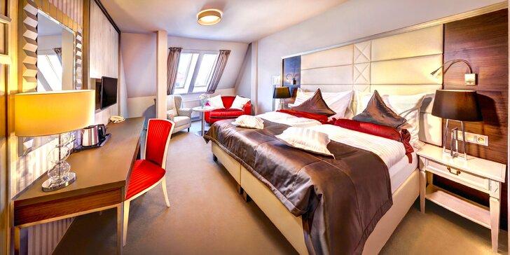 Bohatý pobyt v kežmarskom hoteli Hviezdoslav**** Depandance Országh s neobmedzeným wellness