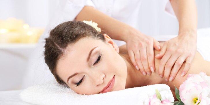 Maximálny relax s klasickou masážou a privátnou saunou