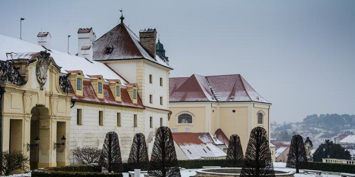 Oddych vo viniciach na južnej Morave: 3 dni s raňajkami alebo polpenziou pre dvoch