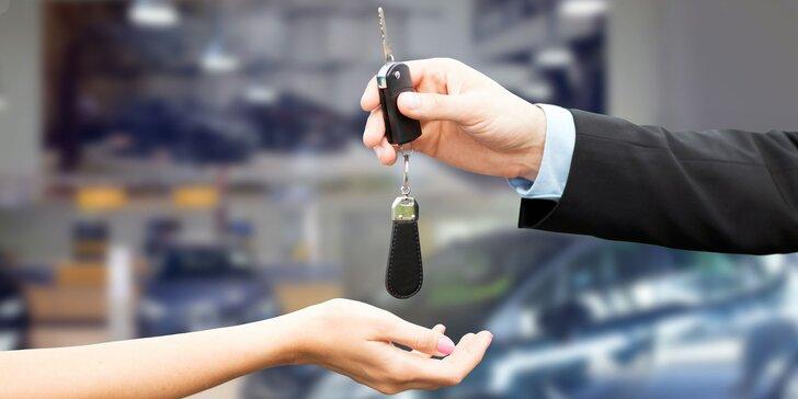 Požičajte si auto Škoda Octavia Combi - prenájom auta na 1 deň