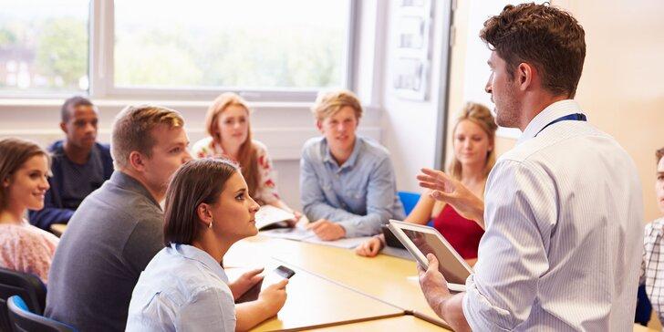3-mesačný kurz angličtiny pre začiatočníkov