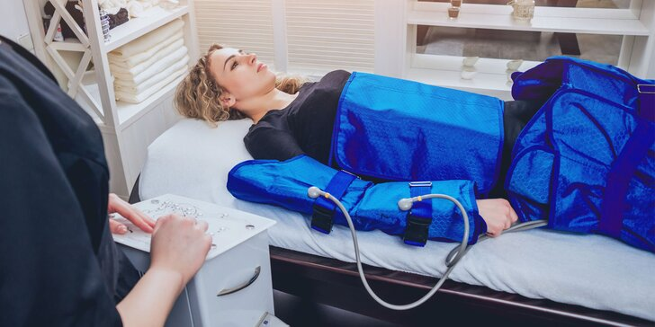 Prístrojová lymfodrenáž, GMP pasívne cvičenie či ultrazvukové odstránenie tuku