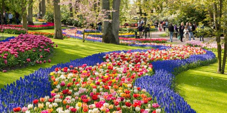 Zaanse Schans, Amsterdam a najväčší kvitnúci park v Európe