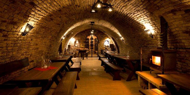 Krásy južnej Moravy: víno, špeciality aj pohoda v pivniciach Valtického podzemia