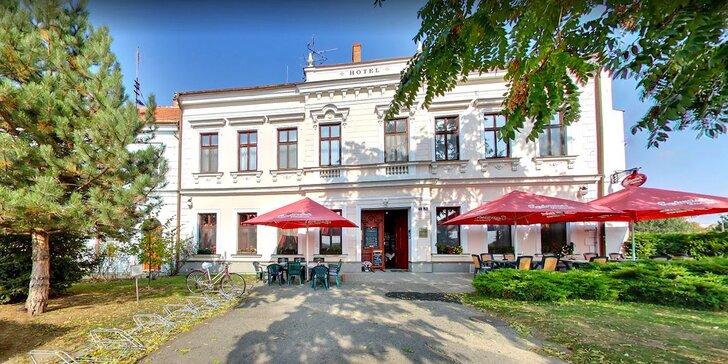 Pobyt na Morave: vstup do kúpeľov alebo neobmedzená konzumácia vína