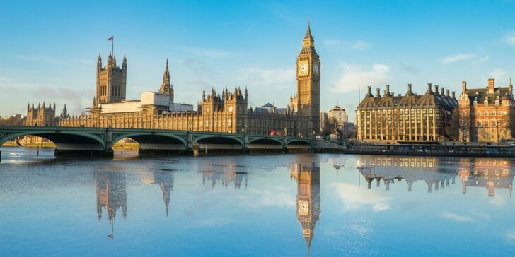 Zájazd do Londýna: zážitok v ateliéri Harryho Pottera alebo prehliadka hlavných pamiatok