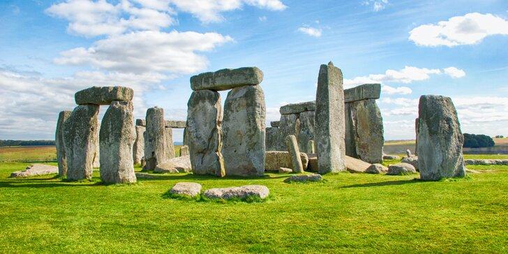Zájazd do Londýna so zastávkou v Oxforde a pri Stonehenge