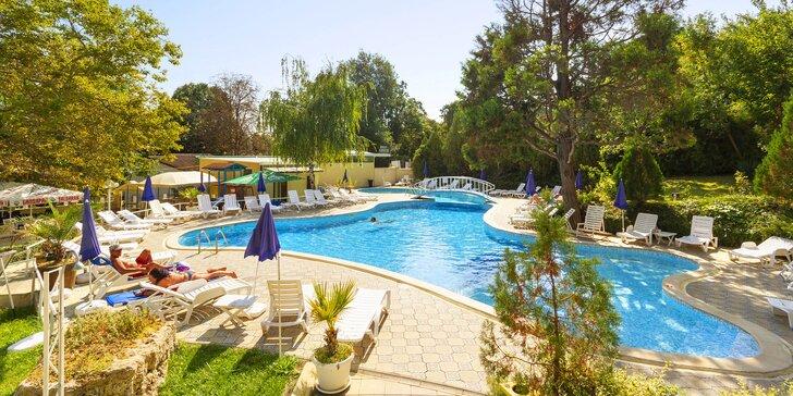 7 nocí v Bulharsku: doprava autobusom a hotel s bazénom, all inclusive pobyt