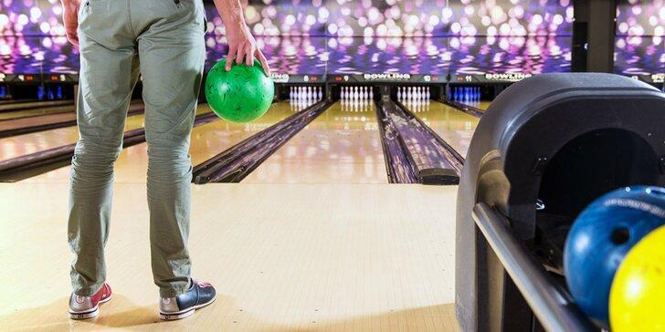 Hodina bowlingu v Admiral Bowling