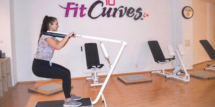 6-týždňová permanentka na cvičenie pre ženy vo FitCurves Dlhé Diely