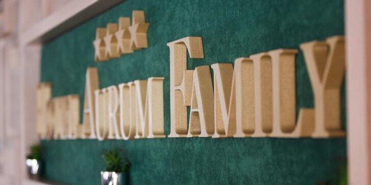 Hotel Aurum Family****