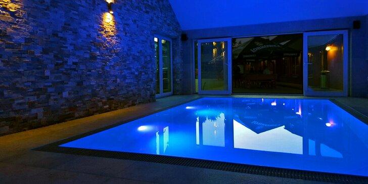 Oddych v Jeseníkoch: polpenzia, bazén, privátne wellness a božská príroda