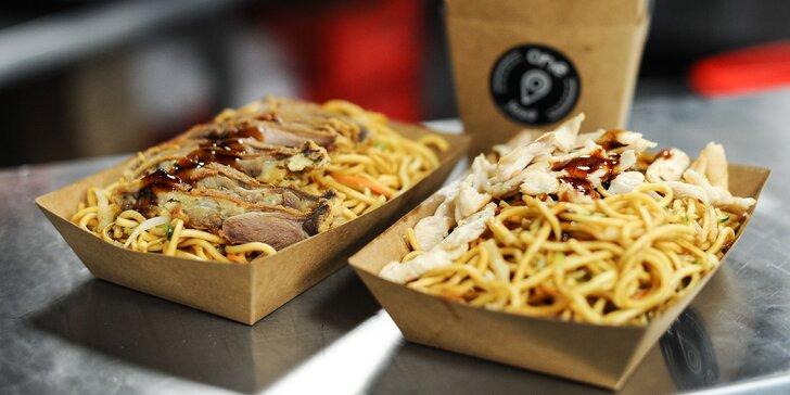 3 druhy chutných rezancov v One Sushi & Noodles