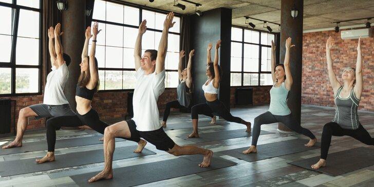 Poďte si zacvičiť jógu, tabatu či kruhový kréning v Bodymagic