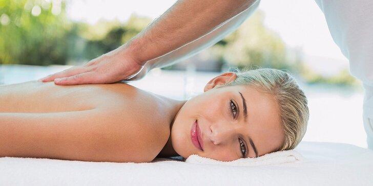 Zdravotná, terapeutická či anticelulitídna masáž so zábalom