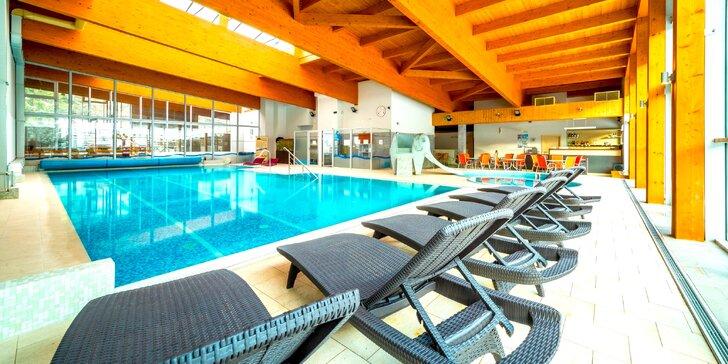 Rodinná Wellness a Ski dovolenka v hoteli Čertov*** v prekrásnom prírodnom prostredí Javorníkov