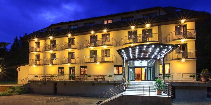 Pobyt pre celú rodinu v poľských Beskydách v Hoteli Vestina *** s wellness a aktivitami pre deti