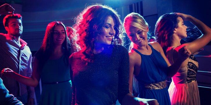 Singles Žúrka LáskaTu - Vstupenka na party s bohatým programom