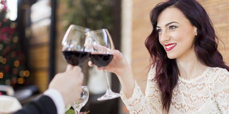 Vstup a ochutnávka vín vo vínnej galérii Chateau Krakovany