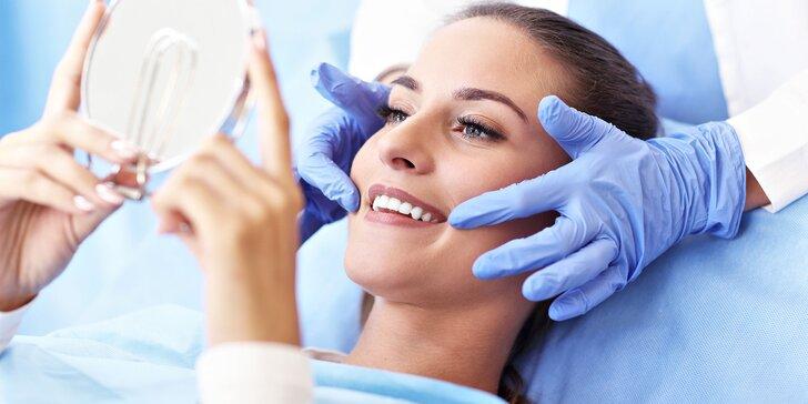 Dentálna hygiena alebo domáce bielenie zubov v Royal Dent